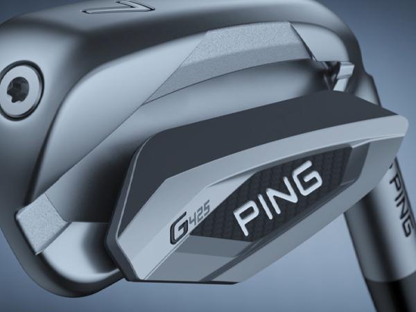 Gậy Ping G425 Irons thiết kế cấu trúc khoang đa vật liệu