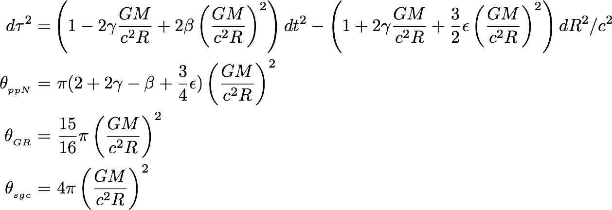 speed of light equation chemistry. experimental tests: gr versus sgc speed of light equation chemistry