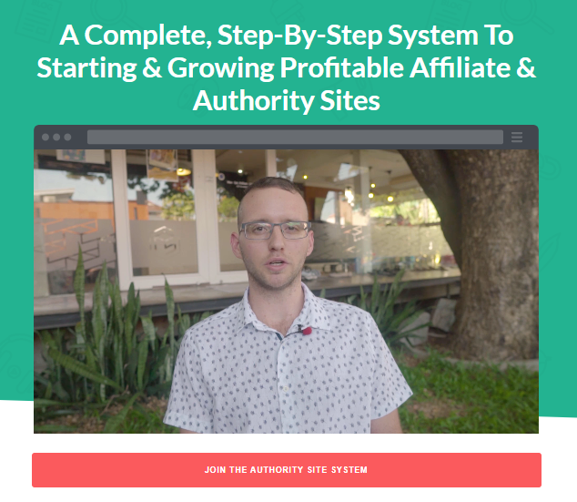 The Authority Site System by Authority Hacker