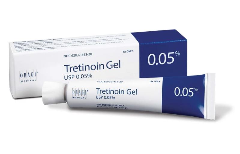 Kem Đặc Trị Obagi Tretinol 0.05% Gel