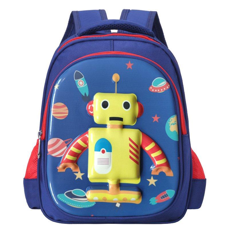 Durable Hard Shell School Bag for Children