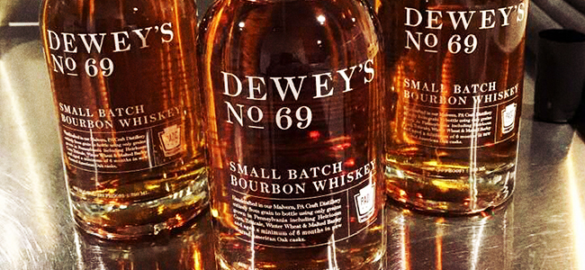 Pennsylvania Distilling Company's Dewey's No. 69
