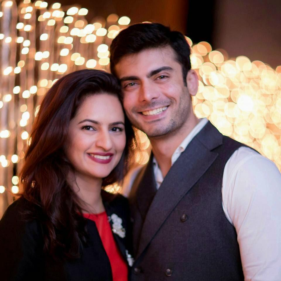 Image result for fawad khaN and sadaf