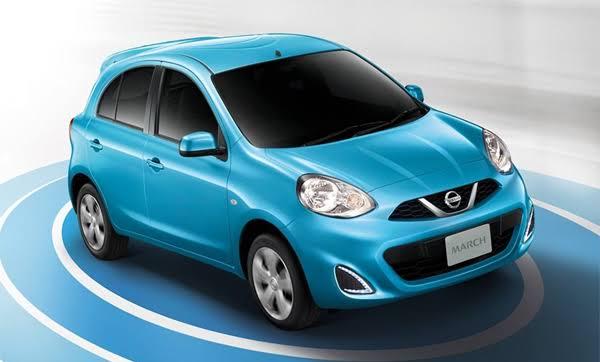 จุดเด่นของรถยนต์ : Nissan March EL CVT