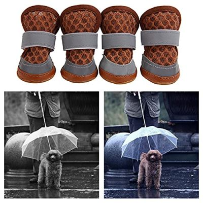 Anjetan Dog Boots (Adjustable) (1200/-) Best Dog Boots In India