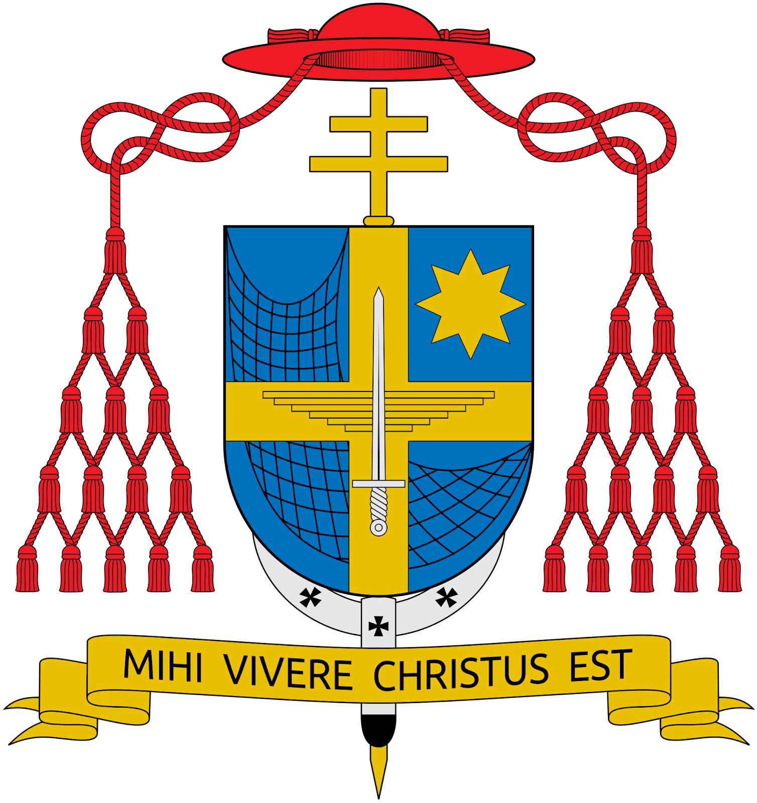 Coat of arms of Oscar Andres