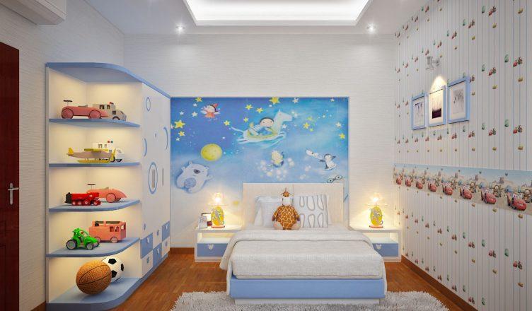 Kết quả hình ảnh cho trang trí phòng cho bé