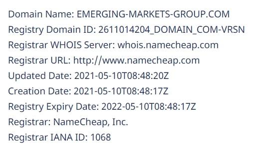 Emerging Markets Group: отзывы клиентов о работе с брокером, анализ условий сотрудничества обзор