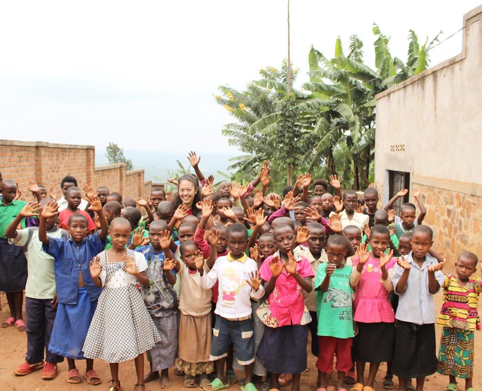 Mission Trip, Rwanda