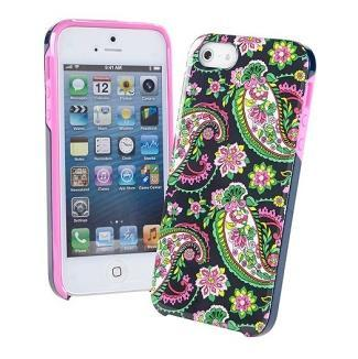 Hybrid Hardshell for iPhone 5 in Petal Paisley