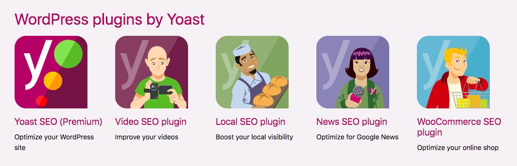 SEO marketing tools - Yoast