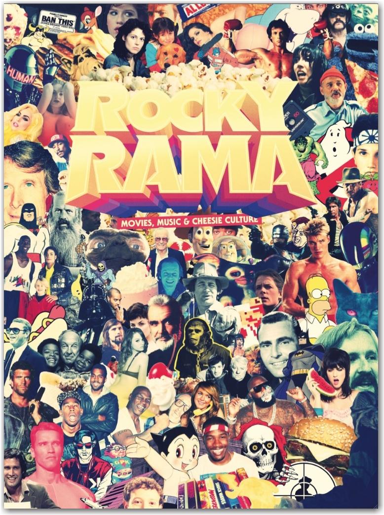 Poster de Rockyrama
