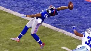 Image result for Odell Beckham making a one-handed catch