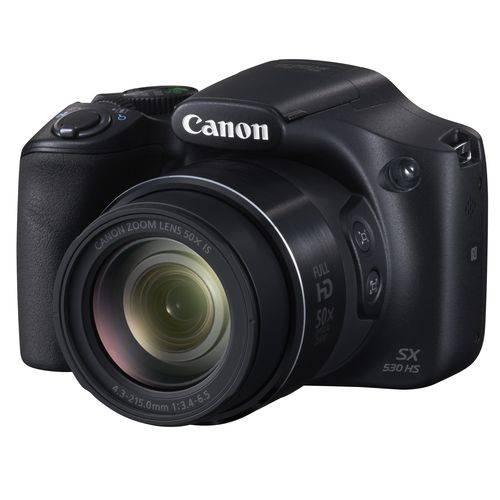 Câmera Canon Sx530hs