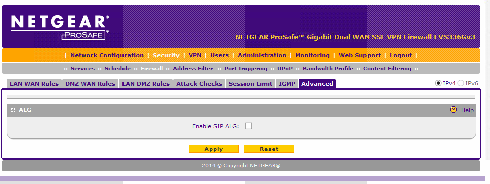 How to disable SIP ALG on a NETGEAR Router - 3CX