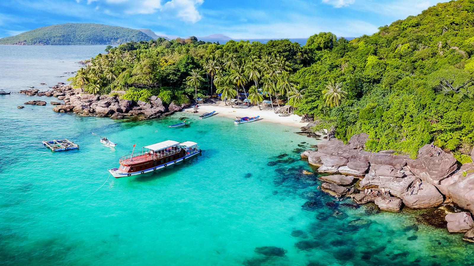 Quần đảo Nam Du Kiên Giang