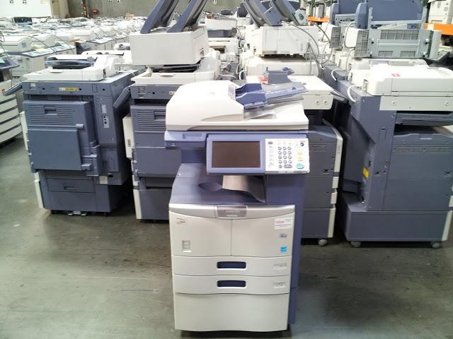 Công ty Linh Dương nhập khẩu máy photocopy cũ trực tiếp từ nước Mỹ, Canada…