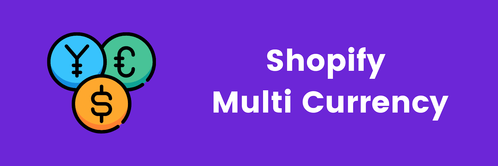 Shopify multi currency