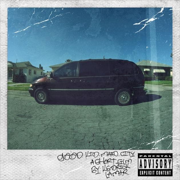 Résultats de recherche d'images pour «good kid maad city album cover genius»