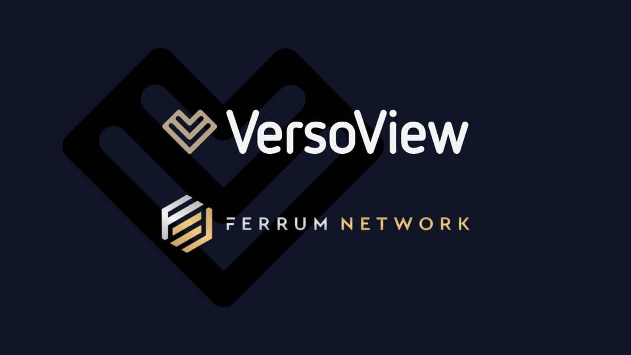 Blog VersoView Ecosystem x Ferrum Network