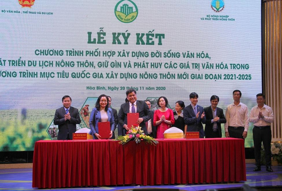 Hội thảo Thực trạng và Tiềm năng phát triển mô hình du lịch nông nghiệp nông thôn