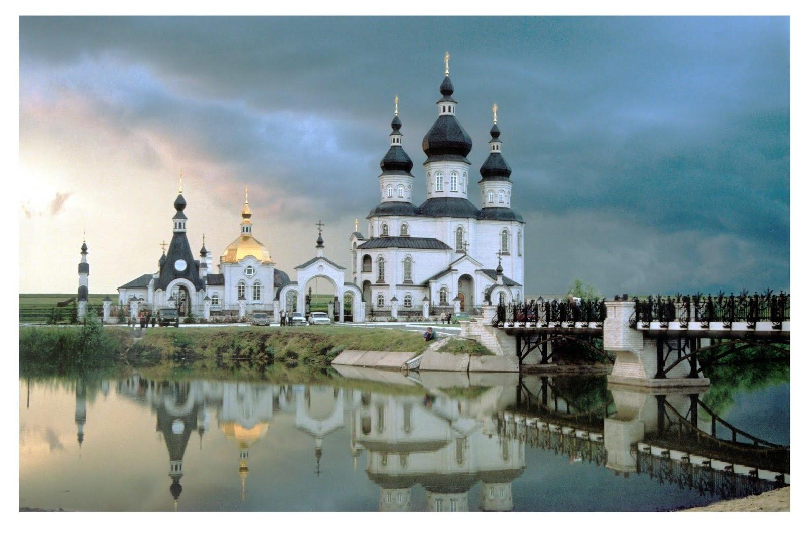 Церковь Николая Чудотворца в селе Чернещина Боровского района на Харьковщине