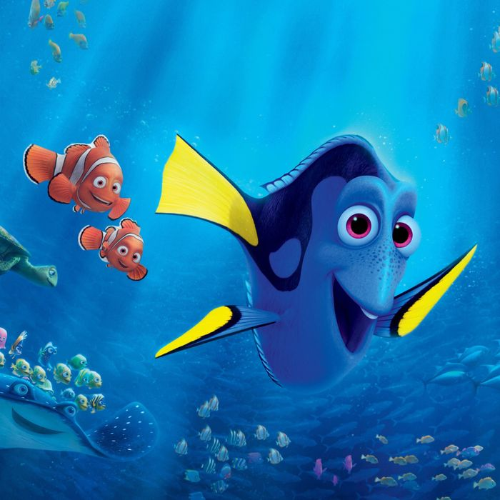 Dory in Finding Dory with Marlin and Nemo