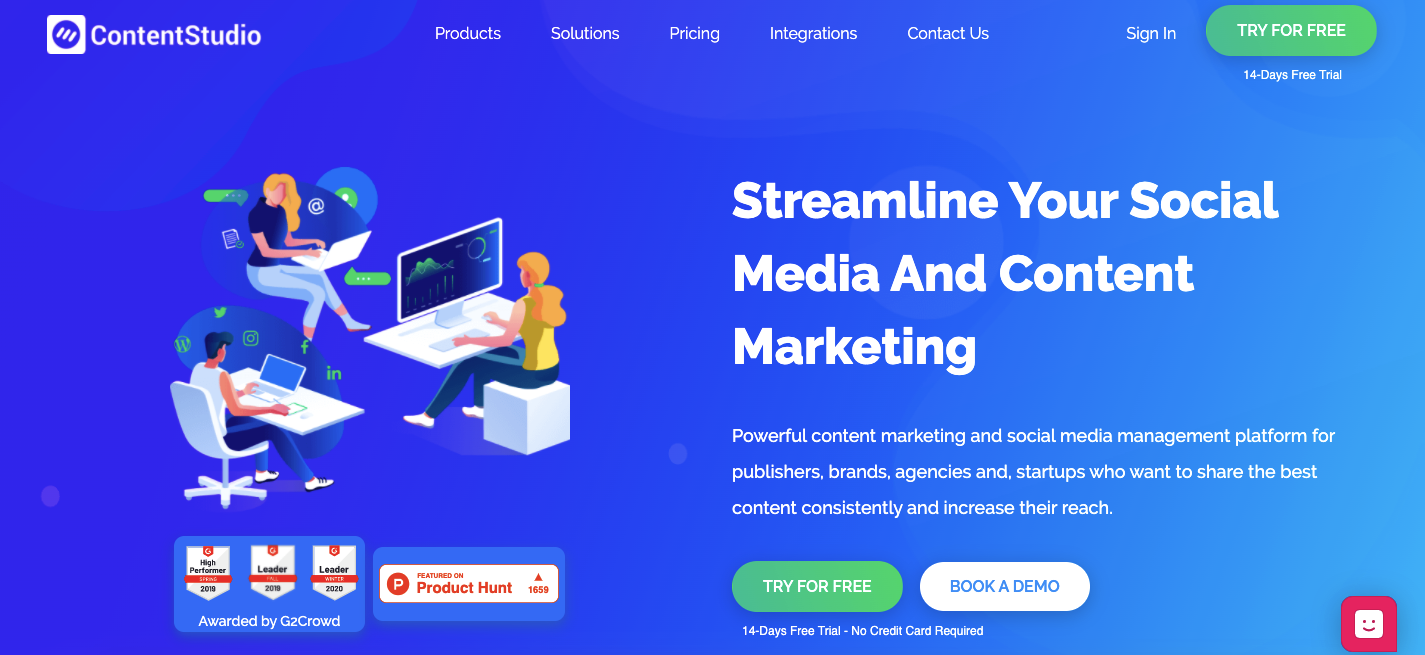 who are the best content marketing platforms