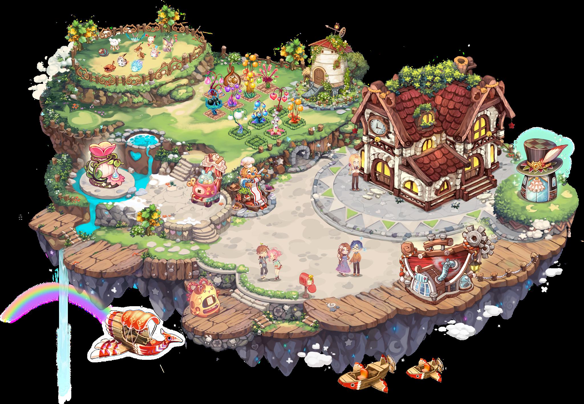 Apa Itu Kawaii Island, Game Anime Play to Earn, Game NFT Metaverse