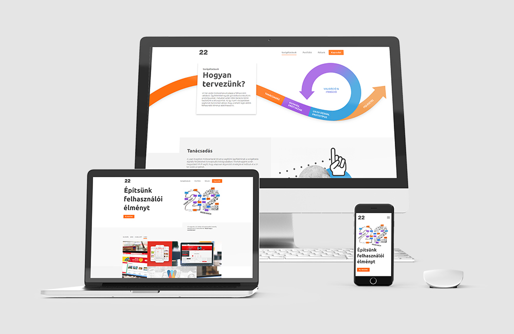 A felhasználói élmény tervezés létfontosságú az e-commerce piaci szereplők online értékesítési csatornáinál