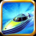 Turbo River Racing Free apk