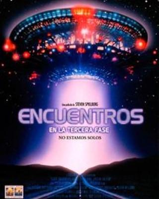 Encuentros en la tercera fase (1977, Steven Spielberg)