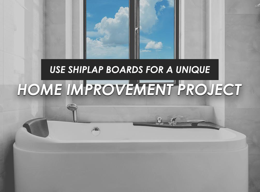 Home Improvement Project