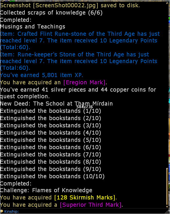 lord of the rings online class guide