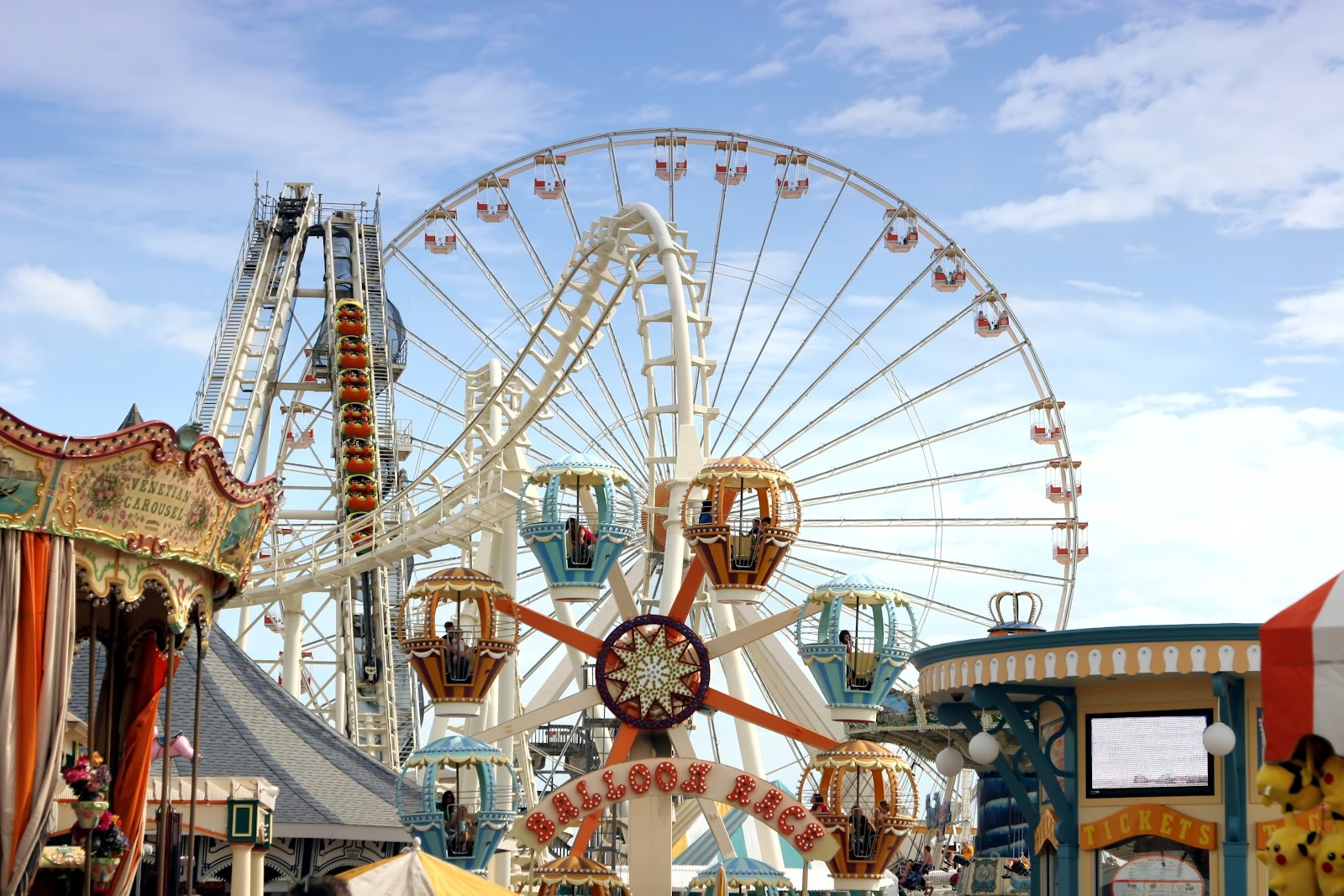 amusement parks types of parks in the us