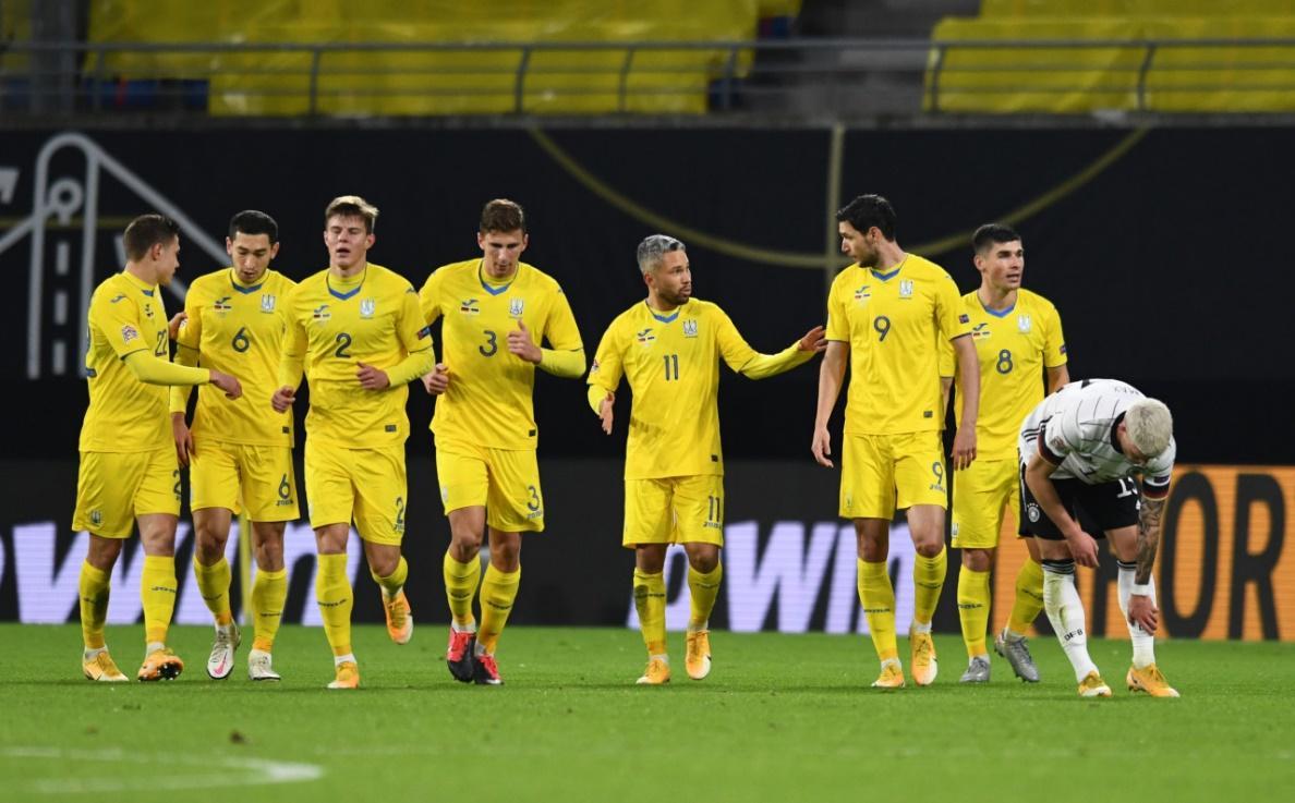 Ukraine thường chơi không tốt trên sân khách