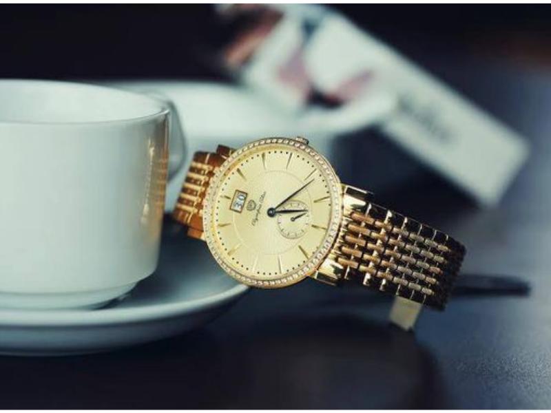 Đồng hồ Olympia Star- một sản phẩm gốc Thụy Sỹ cao cấp chất lượng