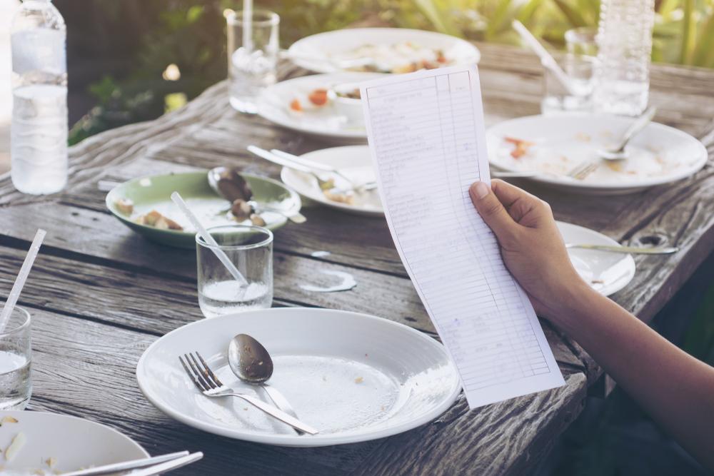 cách chi tiêu hiệu quả cho việc ăn uống