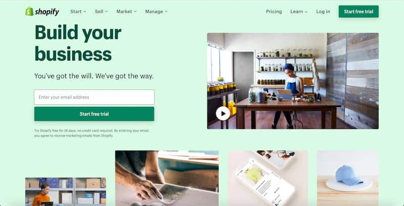 Shopify Review Cover Image
