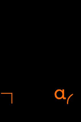 Площадь треугольника по гипотенузе и острому углу