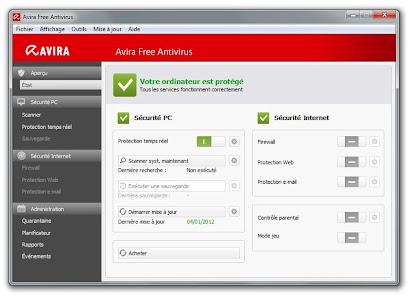 télécharger un antivirus gratuit