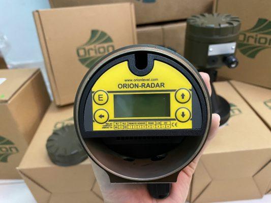 cảm biến đo mức nước bằng radar