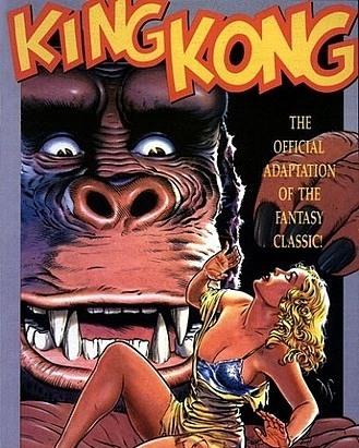 King Kong (1933, Merian C. Cooper y Ernest B. Schoedsack)