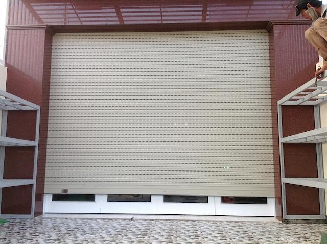 Á Châu Door còn được biết đến là địa chỉ cung cấp cửa cuốn đức uy tín nhất tại TPHCM