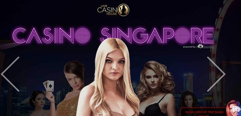 Chơi game quay hũ đổi thưởng tại Live Casino House