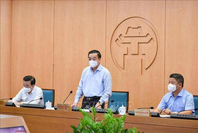 Phương án 5.000 giường cho bệnh nhân COVID-19 ở Hà Nội - Ảnh 1.