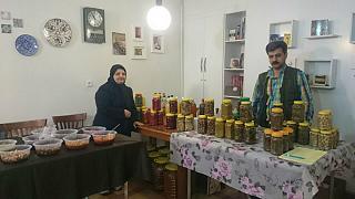 رضا شهابی: نمی گذارند آزادانه محصولات ام را در یک نمایشگاه عرضه بکنم