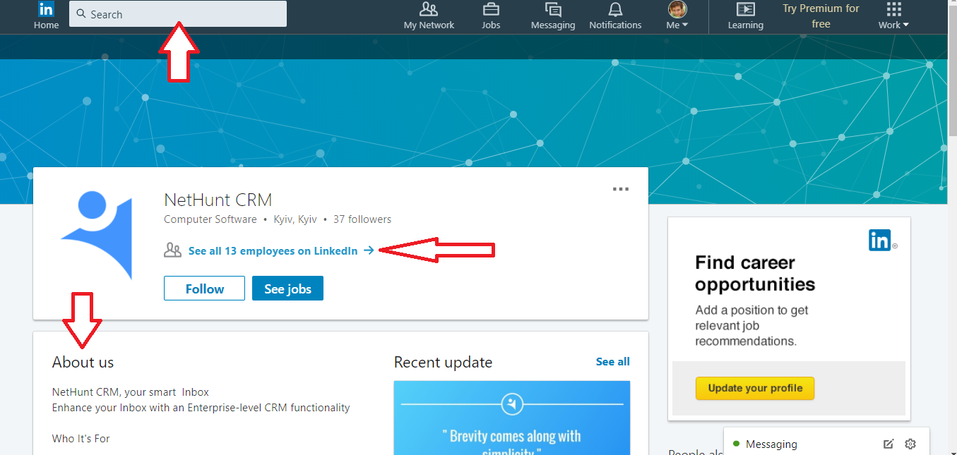 How to Drive Your Sales using LinkedIn in 2019 / Digital Information