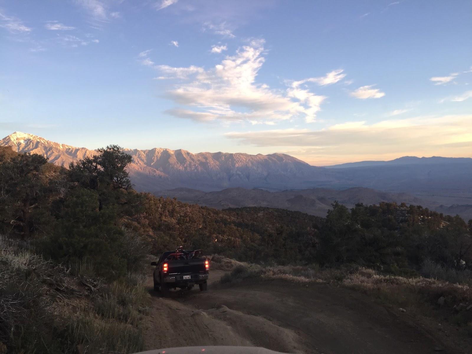 The Dawn Trail Makes Good Memories