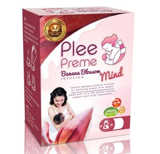 5. Plee Preme เครื่องดื่มปลีกล้วยสำเร็จรูป